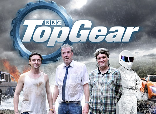 Top Gear Series 21 ICONIC